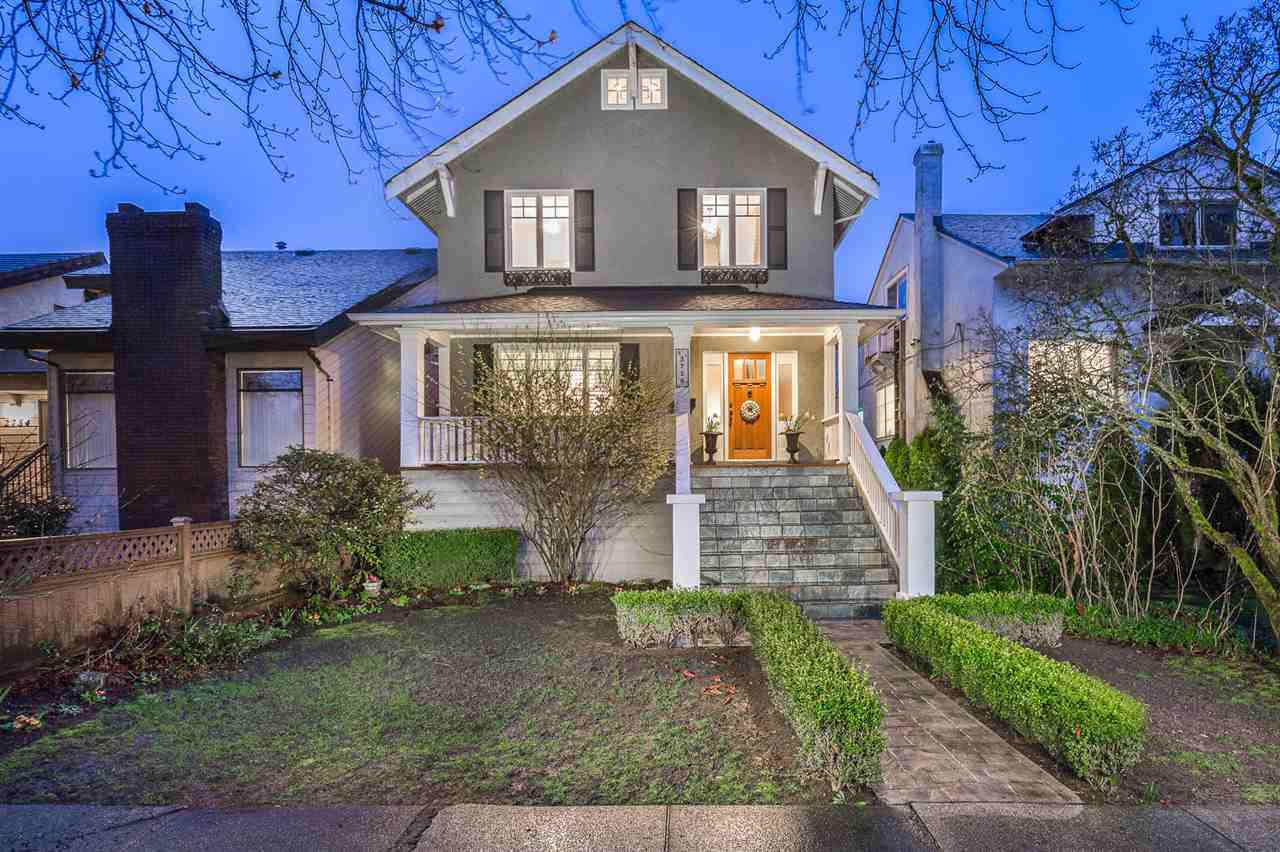 2756 W 12TH AVENUE - Kitsilano House/Single Family for sale, 5 Bedrooms (R2152985) #1