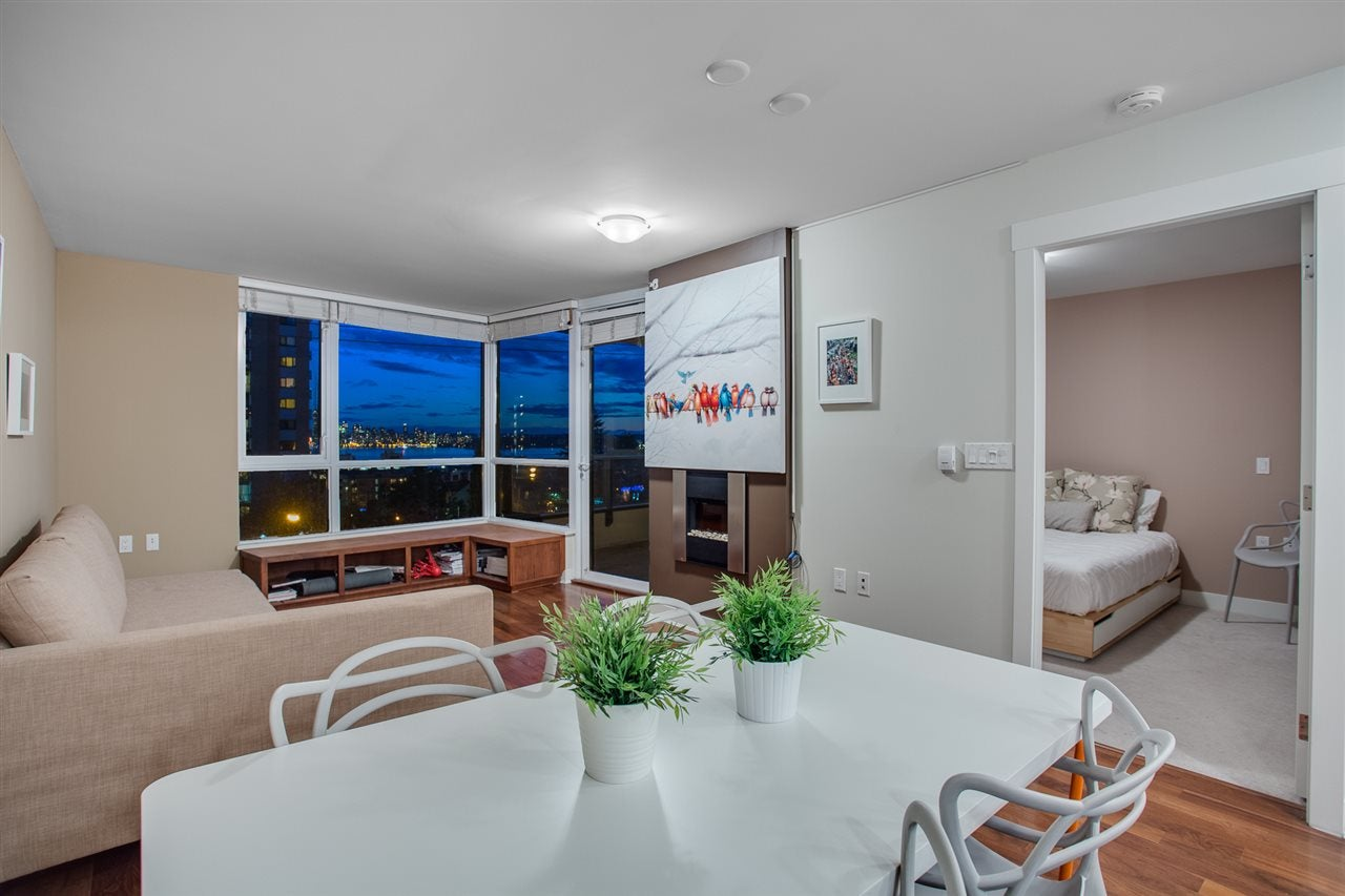 407 160 W 3RD STREET - Lower Lonsdale Apartment/Condo for sale, 1 Bedroom (R2158580) #11