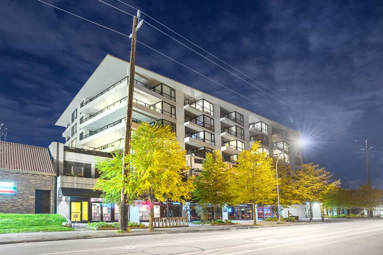 407 160 W 3RD STREET - Lower Lonsdale Apartment/Condo for sale, 1 Bedroom (R2158580) #1