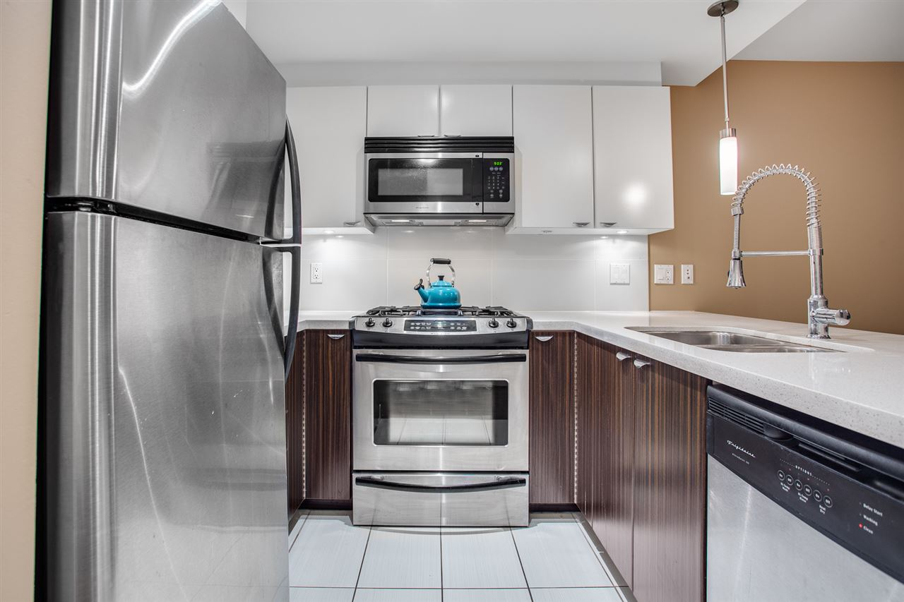 407 160 W 3RD STREET - Lower Lonsdale Apartment/Condo for sale, 1 Bedroom (R2158580) #4