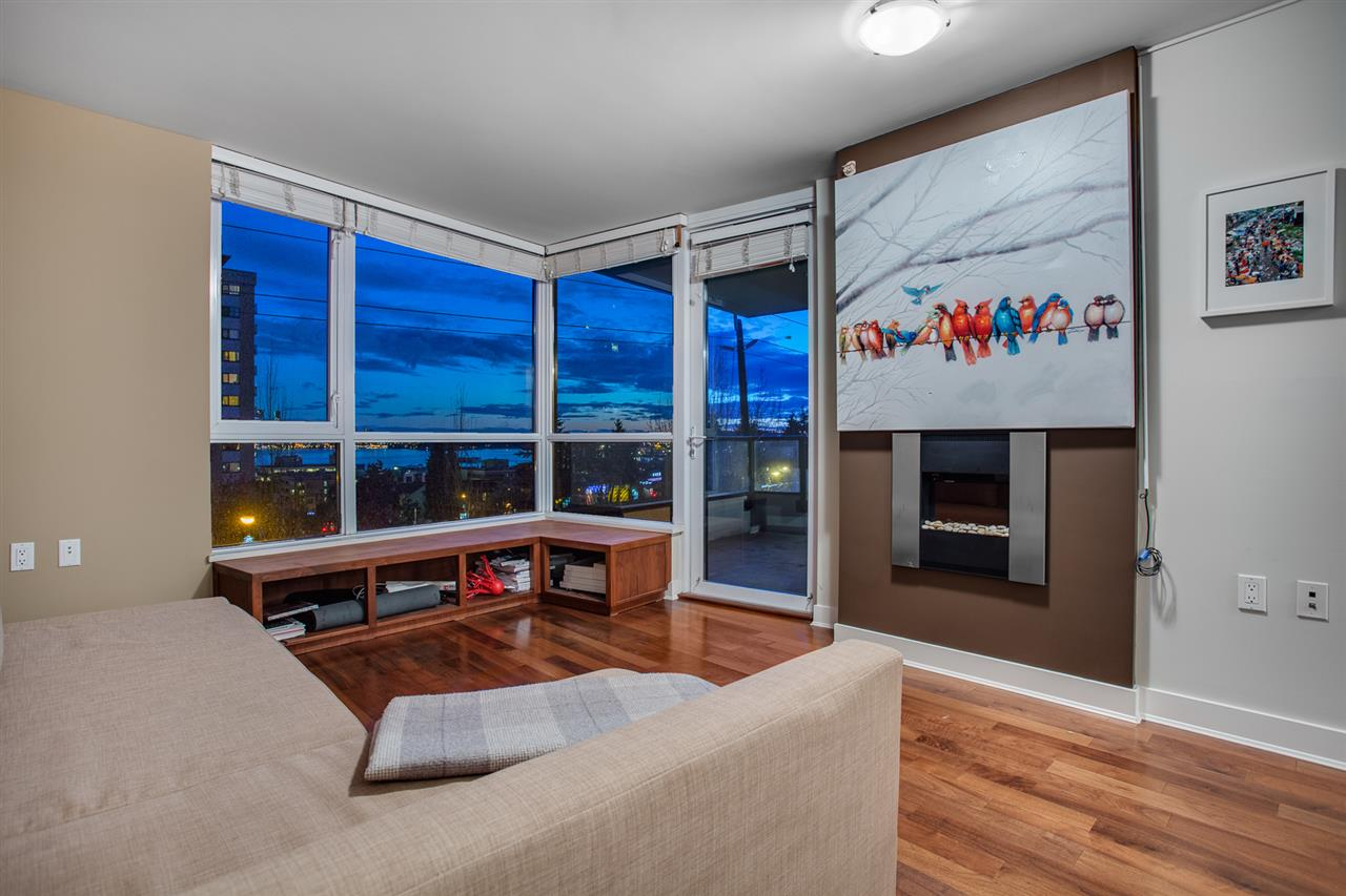 407 160 W 3RD STREET - Lower Lonsdale Apartment/Condo for sale, 1 Bedroom (R2158580) #5