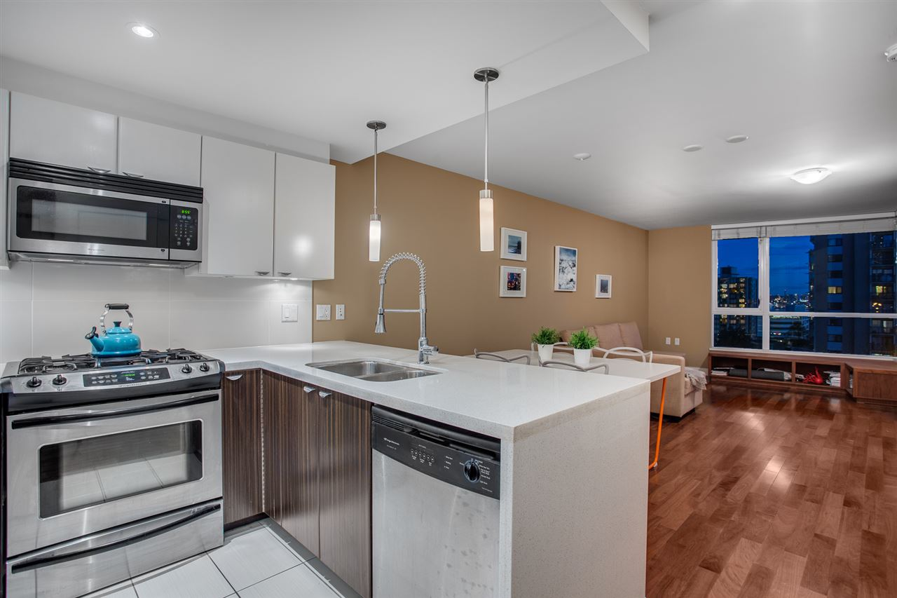 407 160 W 3RD STREET - Lower Lonsdale Apartment/Condo for sale, 1 Bedroom (R2158580) #7