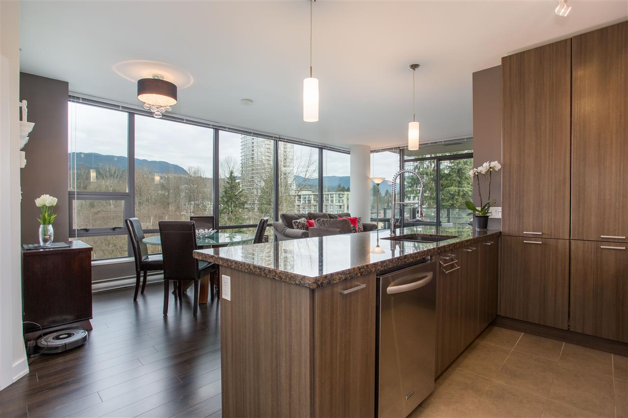 705 301 CAPILANO ROAD - Port Moody Centre Apartment/Condo for sale, 2 Bedrooms (R2333856) #15