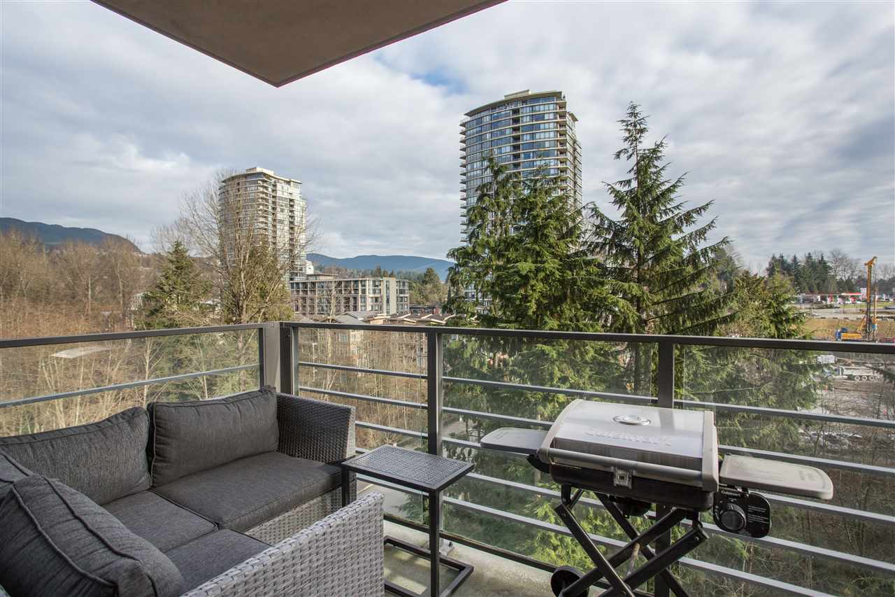 705 301 CAPILANO ROAD - Port Moody Centre Apartment/Condo for sale, 2 Bedrooms (R2333856) #16