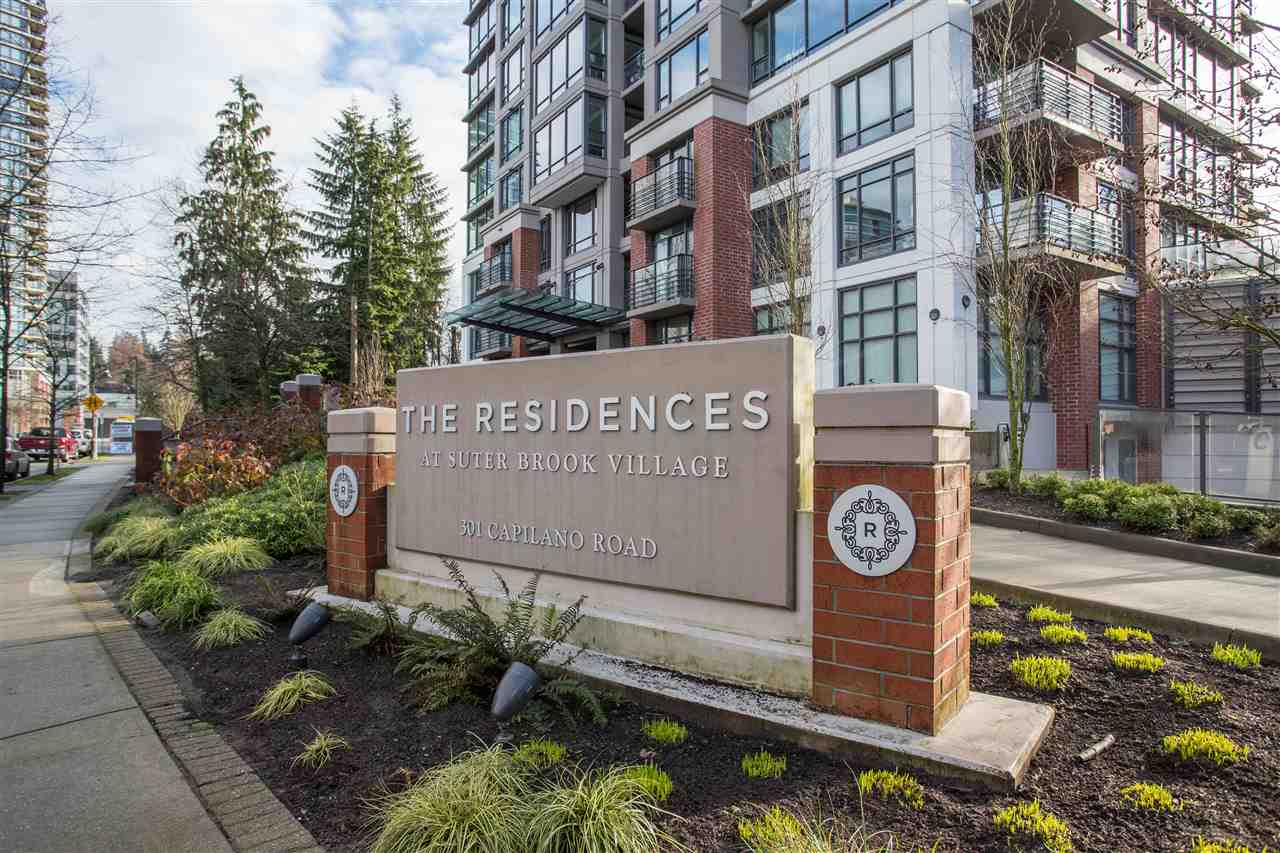 705 301 CAPILANO ROAD - Port Moody Centre Apartment/Condo for sale, 2 Bedrooms (R2333856) #17