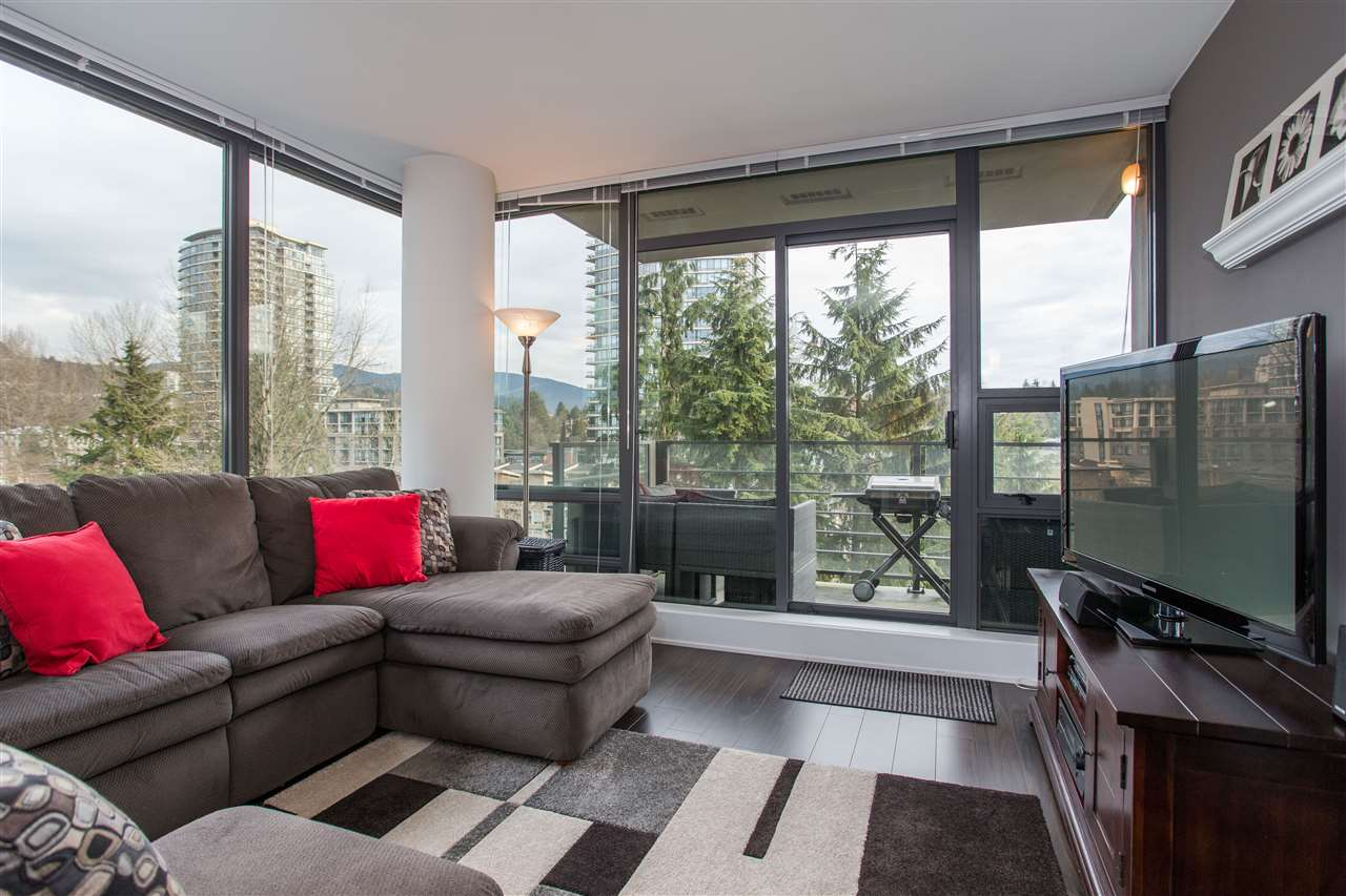 705 301 CAPILANO ROAD - Port Moody Centre Apartment/Condo for sale, 2 Bedrooms (R2333856) #3
