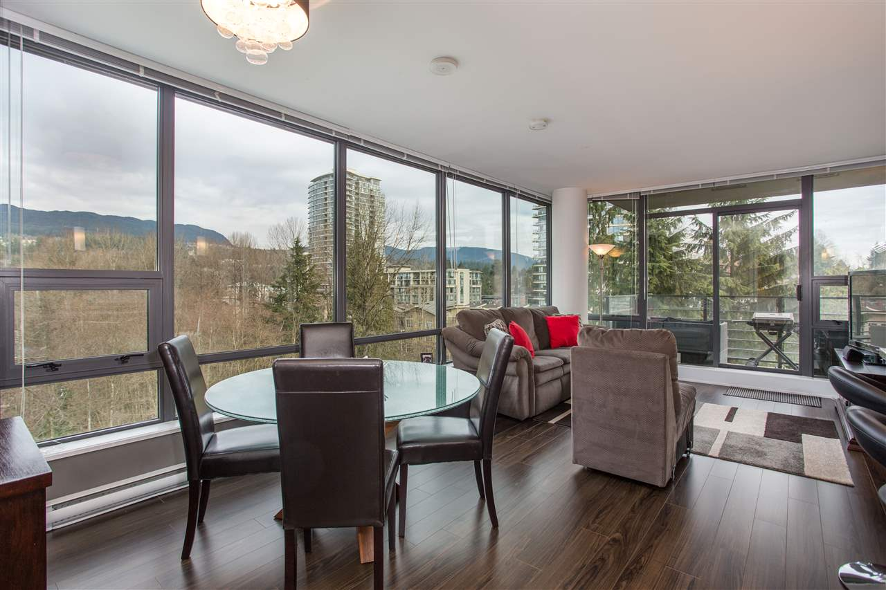 705 301 CAPILANO ROAD - Port Moody Centre Apartment/Condo for sale, 2 Bedrooms (R2333856) #4