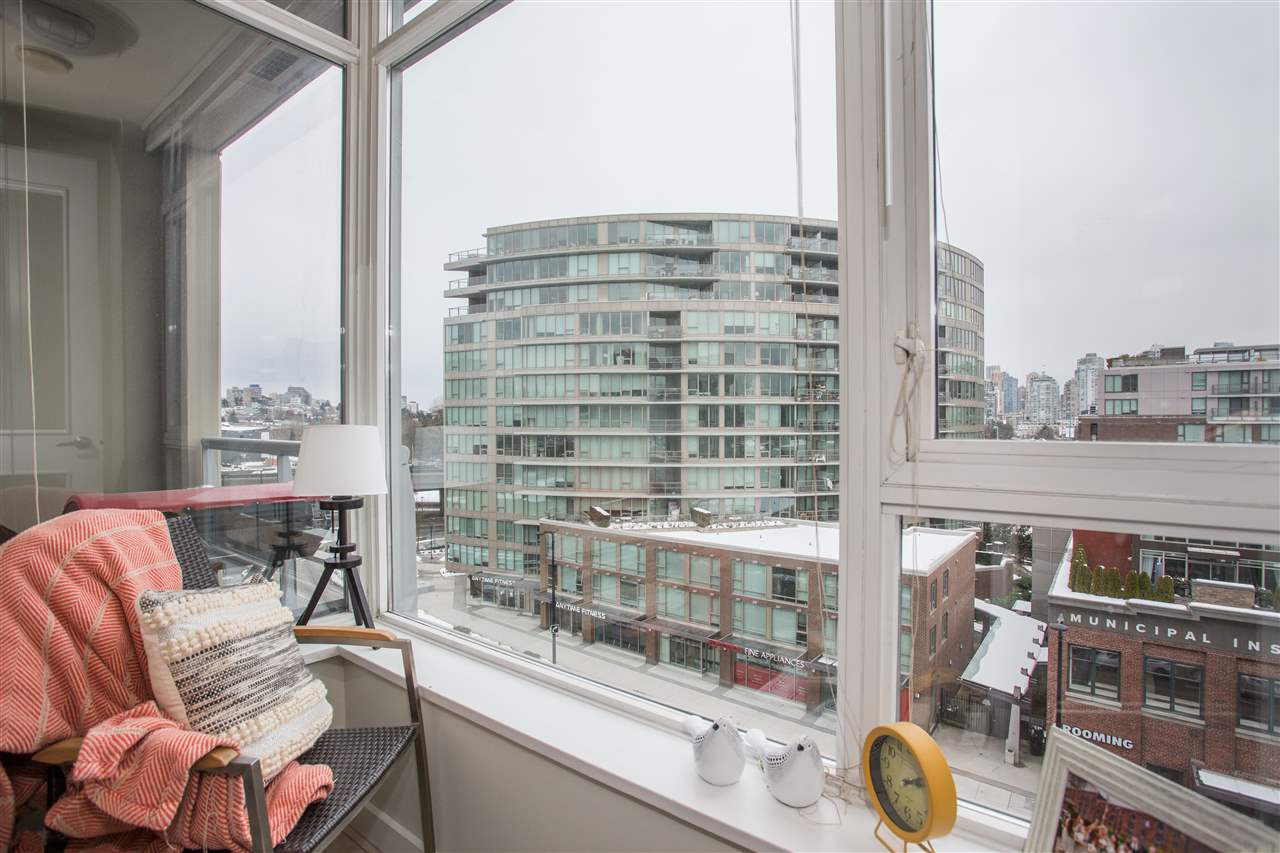 606 2055 YUKON STREET - False Creek Apartment/Condo for sale, 1 Bedroom (R2341362) #12