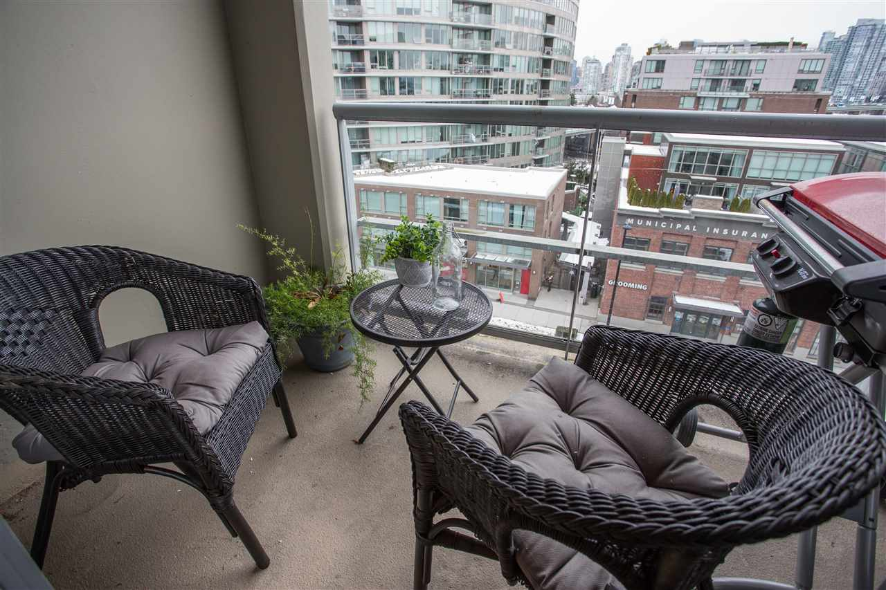 606 2055 YUKON STREET - False Creek Apartment/Condo for sale, 1 Bedroom (R2341362) #14