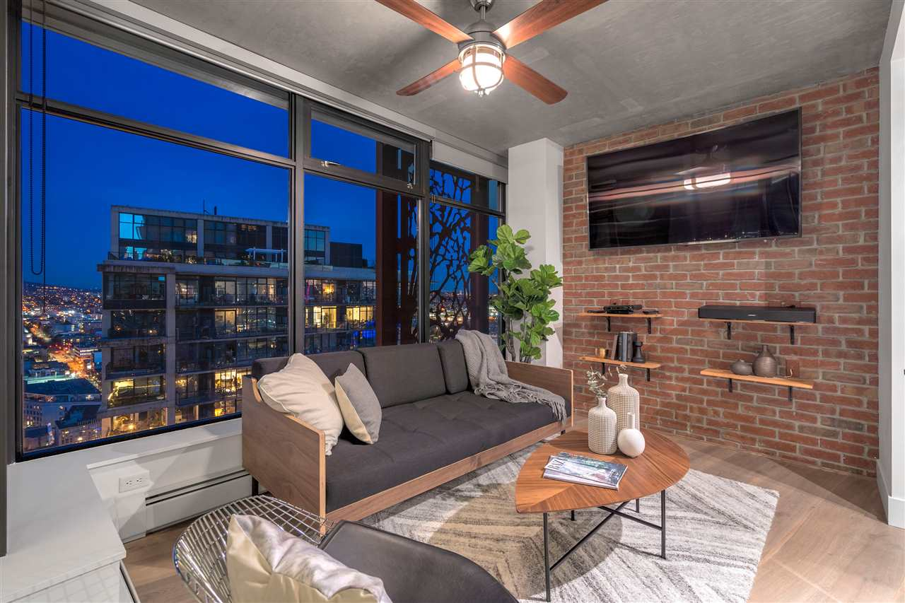 3303 128 W CORDOVA STREET - Downtown VW Apartment/Condo for sale, 2 Bedrooms (R2350383) #11