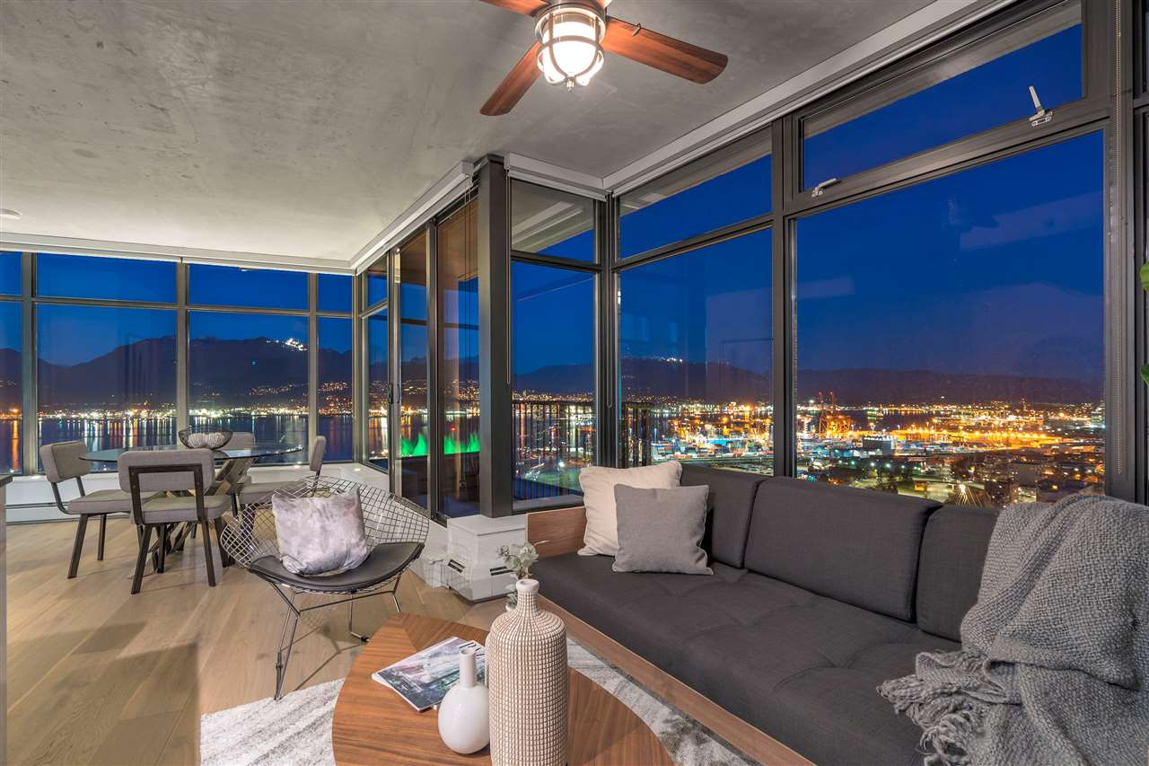 3303 128 W CORDOVA STREET - Downtown VW Apartment/Condo for sale, 2 Bedrooms (R2350383) #2