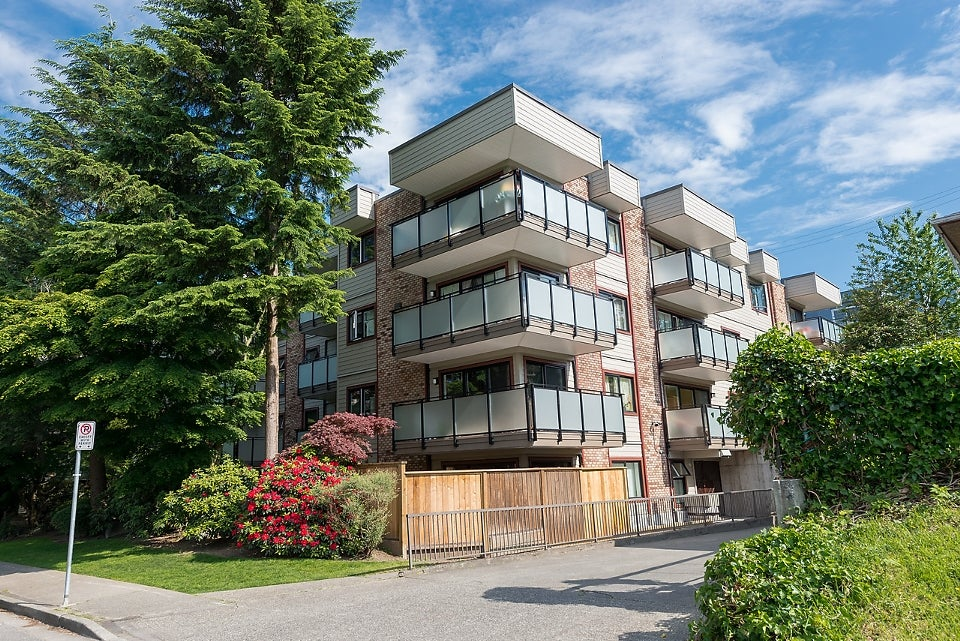 Condo for Sale: 208-1066 E. 8th Avenue, Vancouver