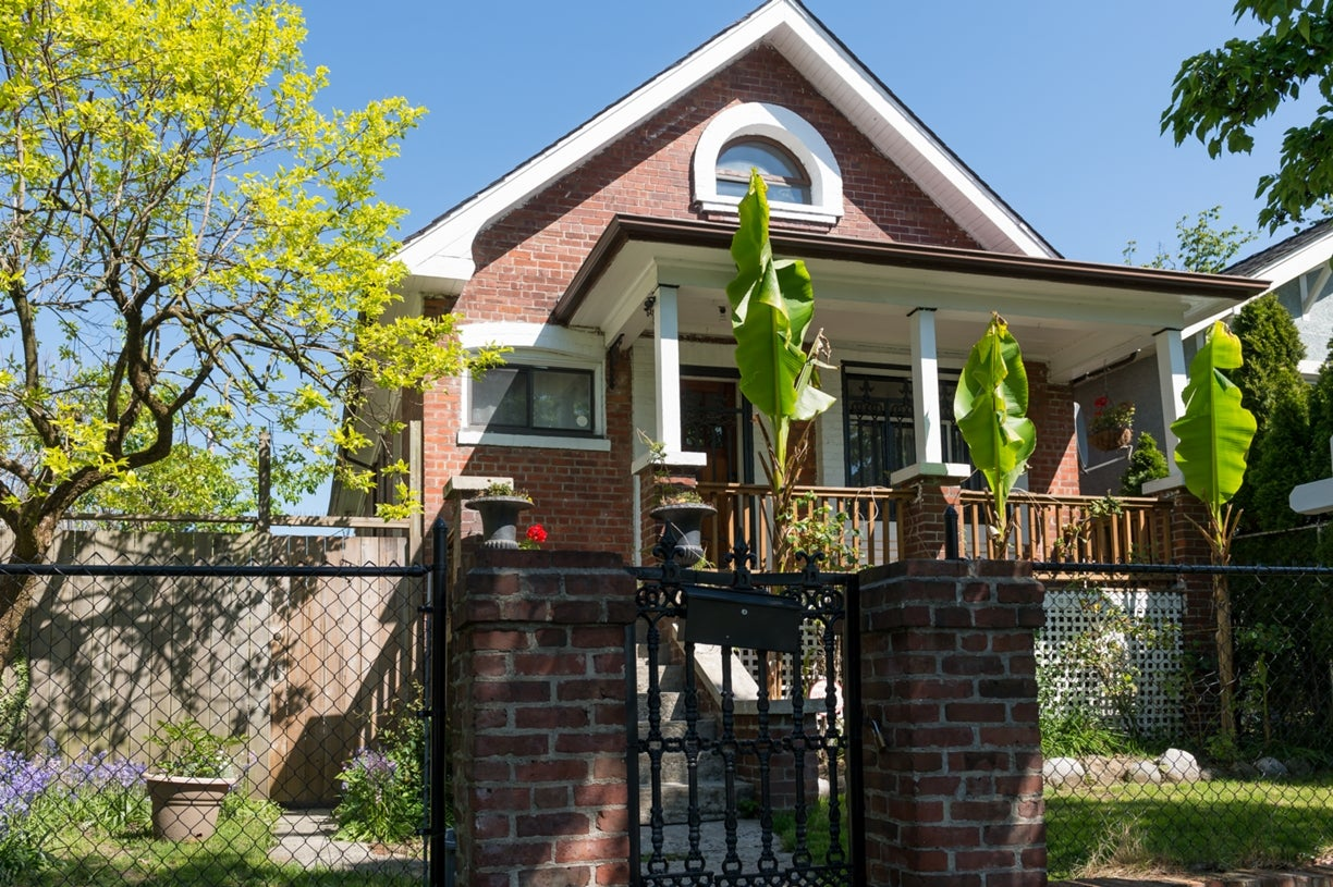 1161 KEEFER STREET - Mount Pleasant VE House/Single Family for sale, 5 Bedrooms (R2057710) #1