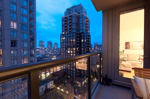 # 1106 1010 Richards St, Yaletown, Vancouver  - Yaletown Apartment/Condo for sale, 1 Bedroom (V919335) #10