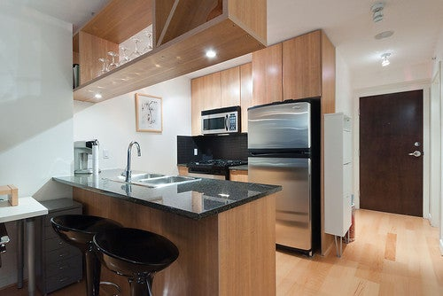 # 1106 1010 Richards St, Yaletown, Vancouver  - Yaletown Apartment/Condo for sale, 1 Bedroom (V919335) #6