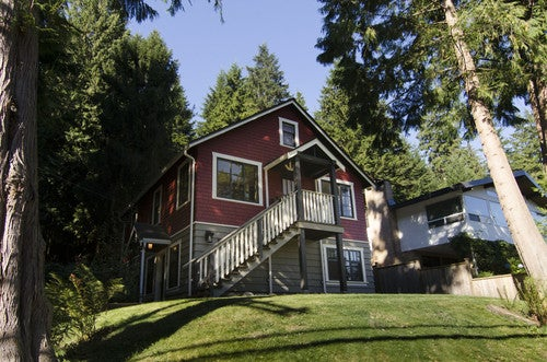 1607 Deep Cove Rd, Deep Cove North Vancouver  - Deep Cove House/Single Family for sale, 4 Bedrooms (V975811) #1