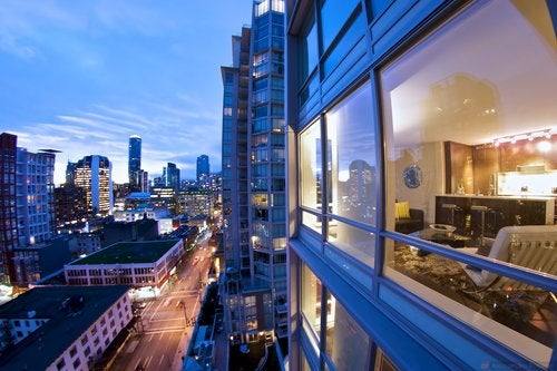 # 1707 535 Smithe St, Downtown Vancouver  - Downtown VW Apartment/Condo for sale, 2 Bedrooms (V870757) #1