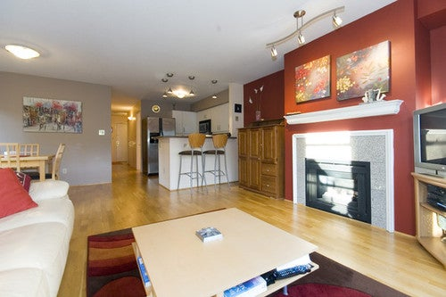 # 203 838 W 14th Av, Fairview Slopes Vancouver  - Fairview VW Apartment/Condo for sale, 2 Bedrooms (V792407) #4