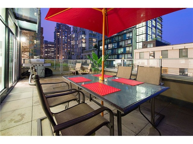 # 402 1252 HORNBY ST - Downtown VW Apartment/Condo for sale, 1 Bedroom (V1080598) #5