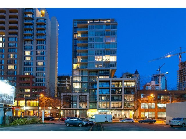 # 402 1252 HORNBY ST - Downtown VW Apartment/Condo for sale, 1 Bedroom (V1080598) #8