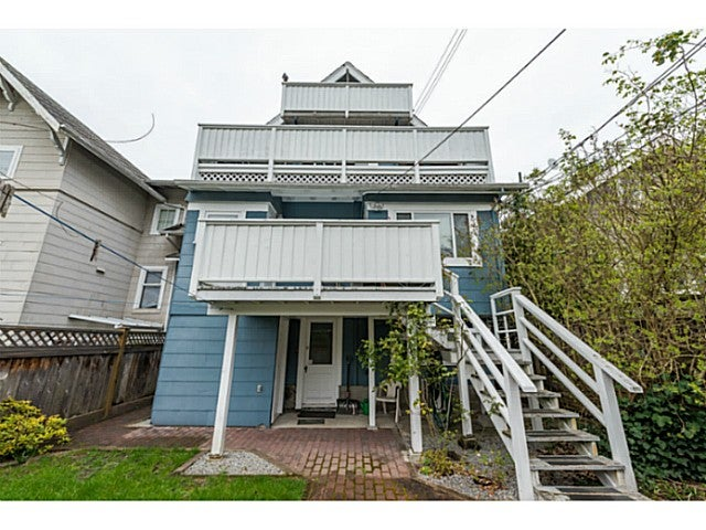3412 W 2ND AV - Kitsilano House/Single Family for sale, 6 Bedrooms (V1112451) #18