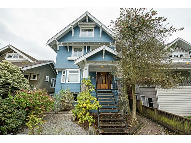 3412 W 2ND AV - Kitsilano House/Single Family for sale, 6 Bedrooms (V1112451) #1