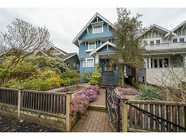 3412 W 2ND AV - Kitsilano House/Single Family for sale, 6 Bedrooms (V1112451) #2