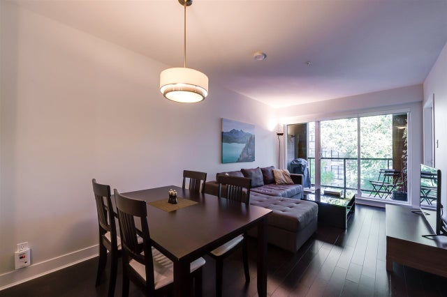305 2020 W 12TH AVENUE - Kitsilano Apartment/Condo for sale, 1 Bedroom (R2008794) #4