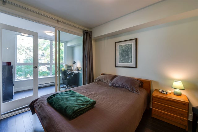 305 2020 W 12TH AVENUE - Kitsilano Apartment/Condo for sale, 1 Bedroom (R2008794) #9
