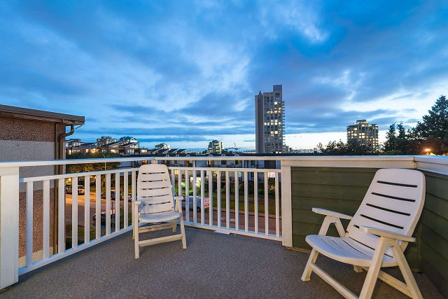 B 136 W 4TH STREET - Lower Lonsdale Townhouse for sale, 2 Bedrooms (R2010788) #12