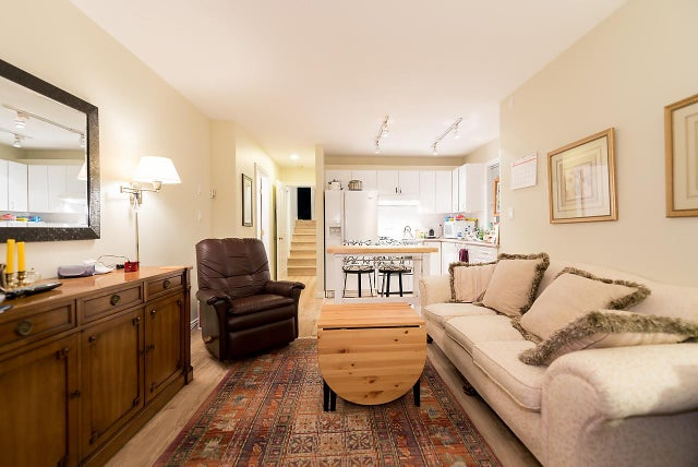 B 136 W 4TH STREET - Lower Lonsdale Townhouse for sale, 2 Bedrooms (R2010788) #15