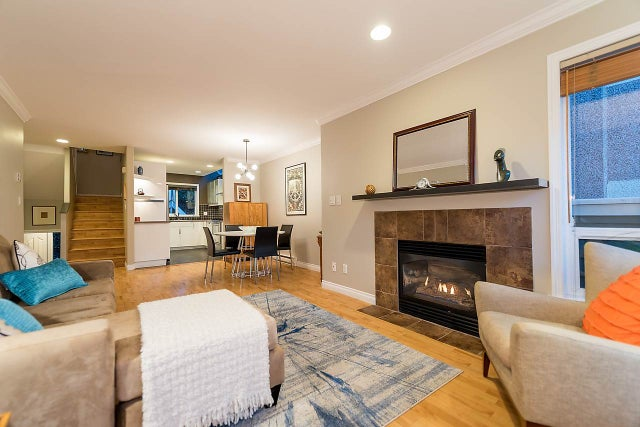 B 136 W 4TH STREET - Lower Lonsdale Townhouse for sale, 2 Bedrooms (R2010788) #4