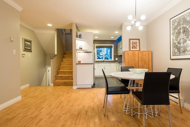 B 136 W 4TH STREET - Lower Lonsdale Townhouse for sale, 2 Bedrooms (R2010788) #5