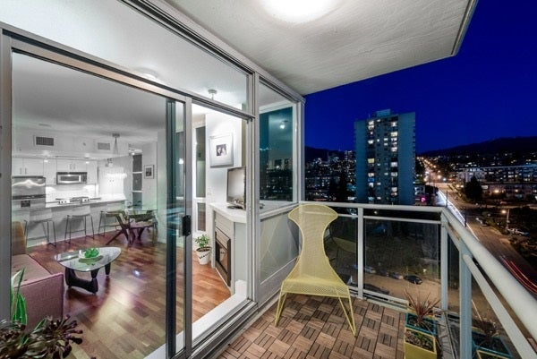 1601 188 E ESPLANADE STREET - Lower Lonsdale Apartment/Condo for sale, 2 Bedrooms (R2050277) #3