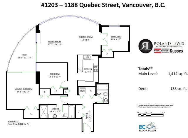 1203 1188 QUEBEC STREET - Mount Pleasant VE Apartment/Condo for sale, 3 Bedrooms (R2058522) #19