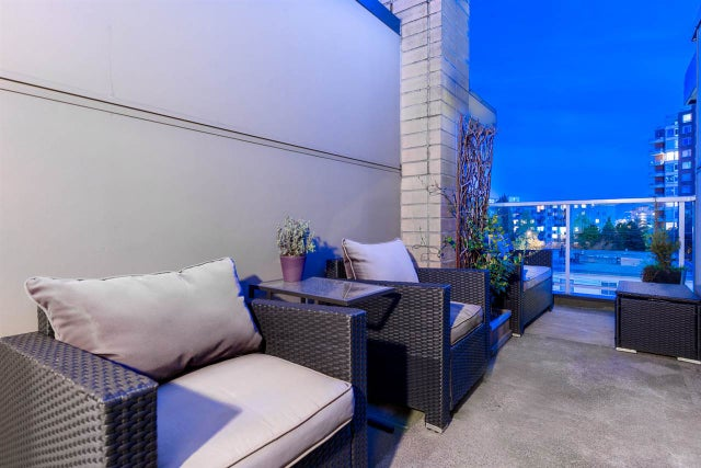 PH10 1288 CHESTERFIELD AVENUE - Central Lonsdale Apartment/Condo for sale, 1 Bedroom (R2059748) #14