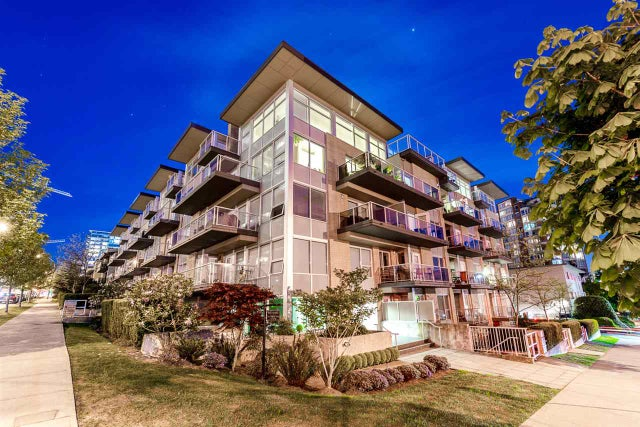 PH10 1288 CHESTERFIELD AVENUE - Central Lonsdale Apartment/Condo for sale, 1 Bedroom (R2059748) #4