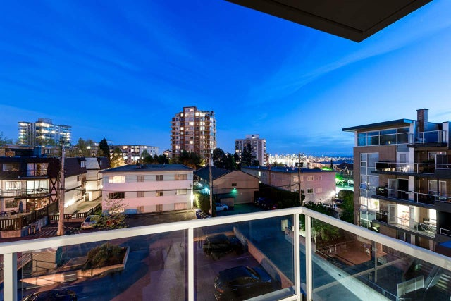 PH10 1288 CHESTERFIELD AVENUE - Central Lonsdale Apartment/Condo for sale, 1 Bedroom (R2059748) #6
