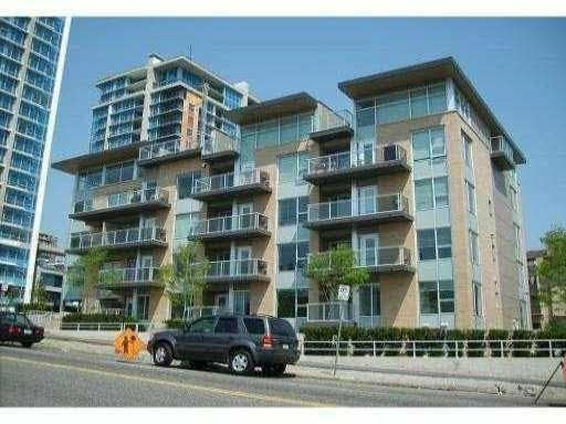 214 1288 CHESTERFIELD AVENUE - Central Lonsdale Apartment/Condo for sale, 1 Bedroom (R2078658) #1