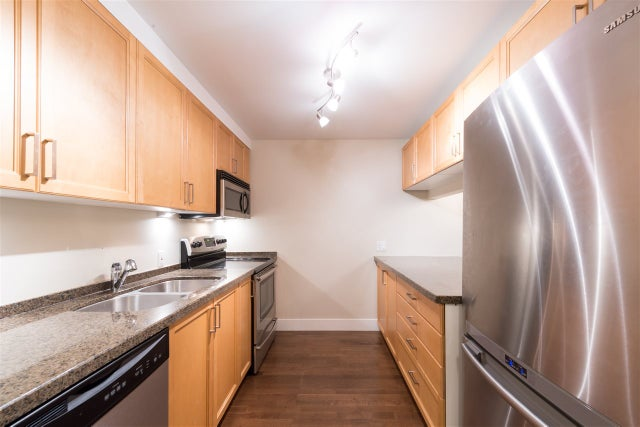 280 E 11TH STREET - Central Lonsdale Townhouse for sale, 1 Bedroom (R2103709) #11