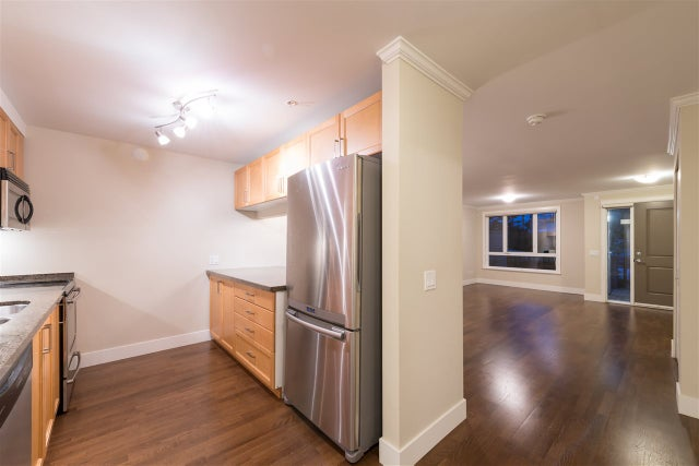280 E 11TH STREET - Central Lonsdale Townhouse for sale, 1 Bedroom (R2103709) #2