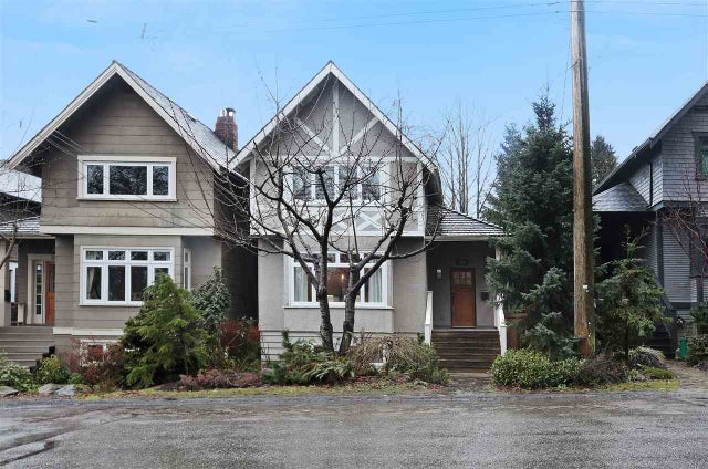 821 RIDGEWAY AVENUE - Central Lonsdale House/Single Family for sale, 4 Bedrooms (R2143663) #1