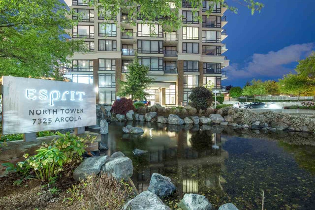 2102 7325 ARCOLA STREET - Highgate Apartment/Condo for sale, 1 Bedroom (R2166350) #4