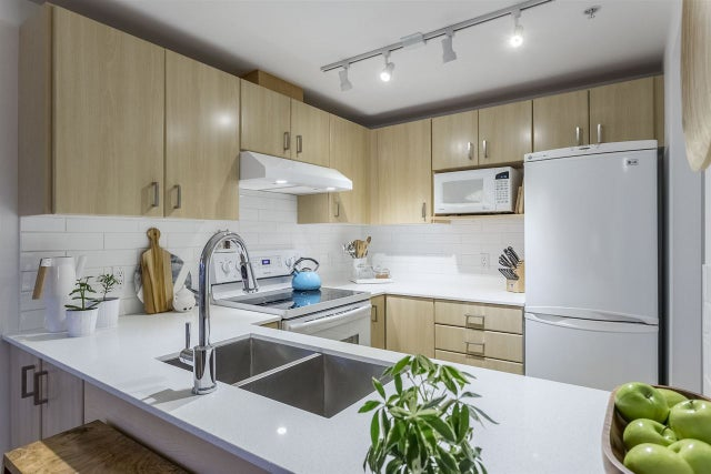 1104 121 W 15TH STREET - Central Lonsdale Apartment/Condo for sale, 1 Bedroom (R2168645) #1