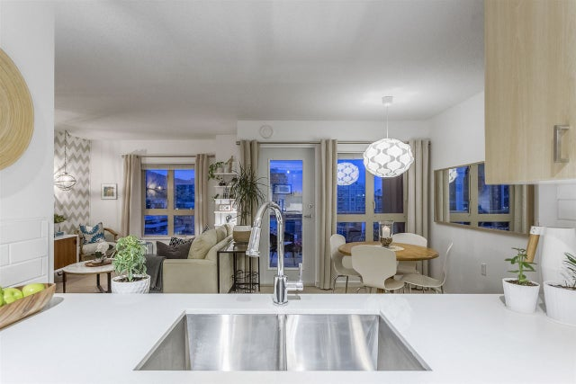1104 121 W 15TH STREET - Central Lonsdale Apartment/Condo for sale, 1 Bedroom (R2168645) #6