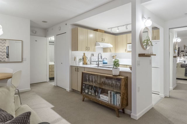 1104 121 W 15TH STREET - Central Lonsdale Apartment/Condo for sale, 1 Bedroom (R2168645) #7