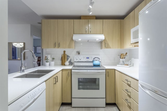1104 121 W 15TH STREET - Central Lonsdale Apartment/Condo for sale, 1 Bedroom (R2168645) #8
