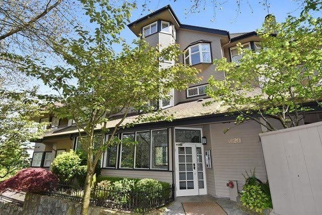 8 1620 BALSAM STREET - Kitsilano Townhouse for sale, 2 Bedrooms (R2174558) #2