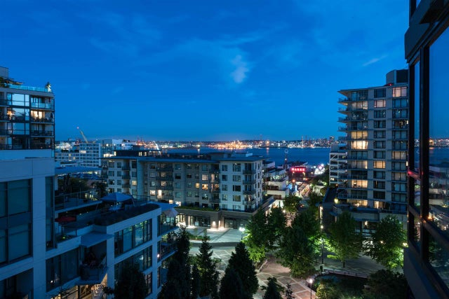 908 151 W 2ND STREET - Lower Lonsdale Apartment/Condo for sale, 1 Bedroom (R2193018) #12