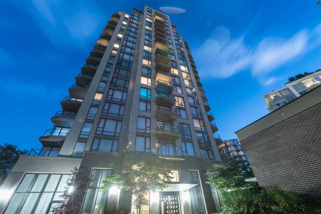 908 151 W 2ND STREET - Lower Lonsdale Apartment/Condo for sale, 1 Bedroom (R2193018) #14